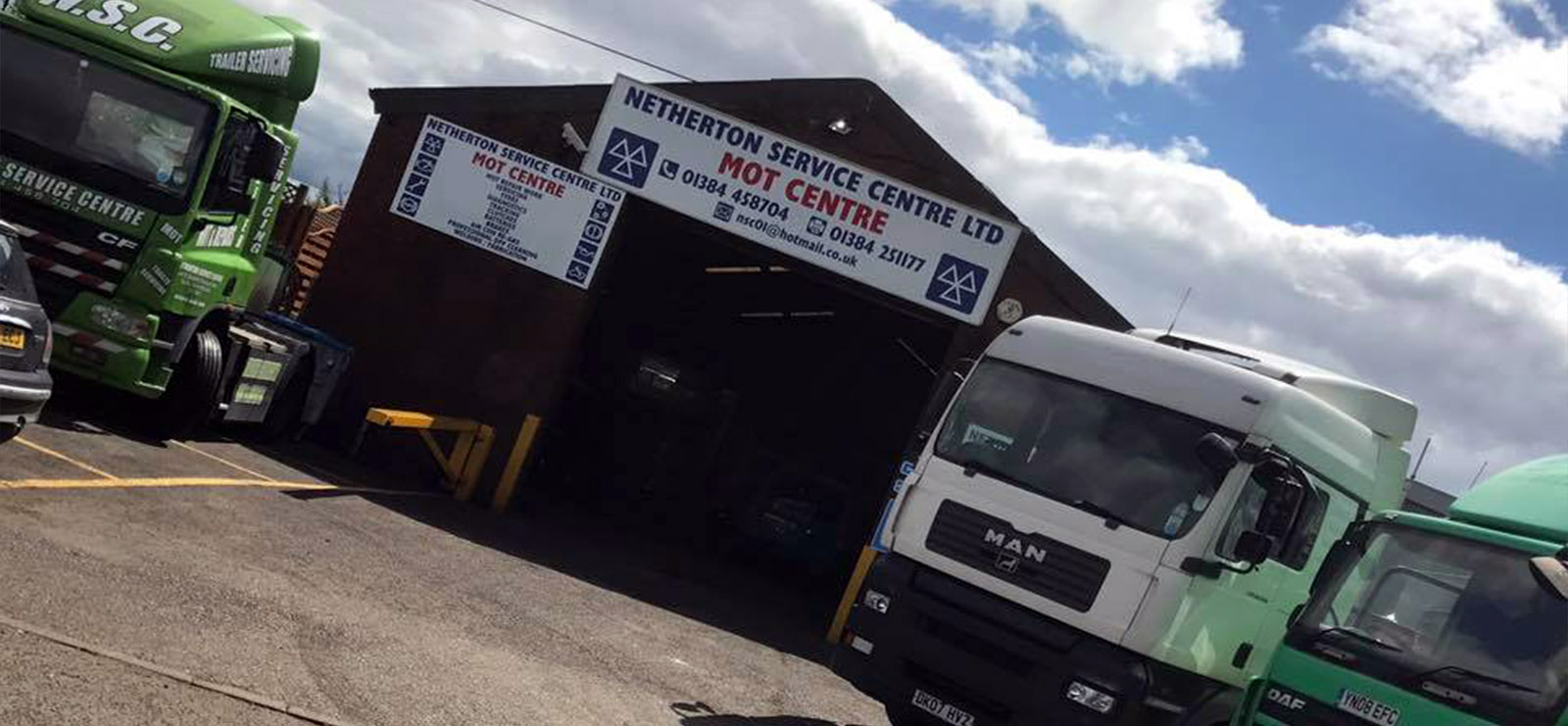 Netherton Service Centre is the top choice in Dudley for tyres, exhausts, brakes, servicing, MOT testing, cars and vans