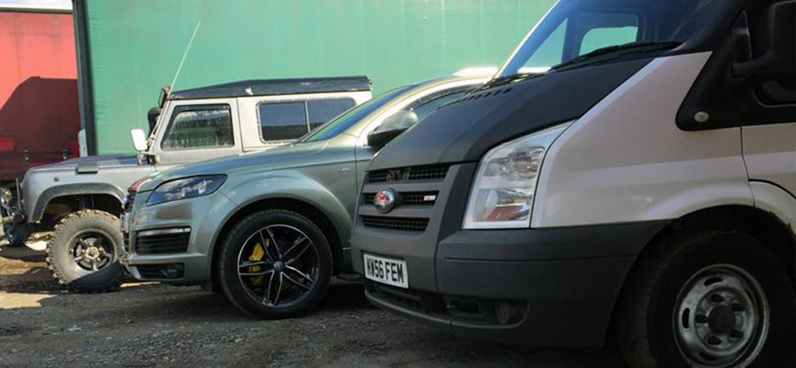 MOT Testing Station in Dudley | MOT Servicing Centre in Dudley
